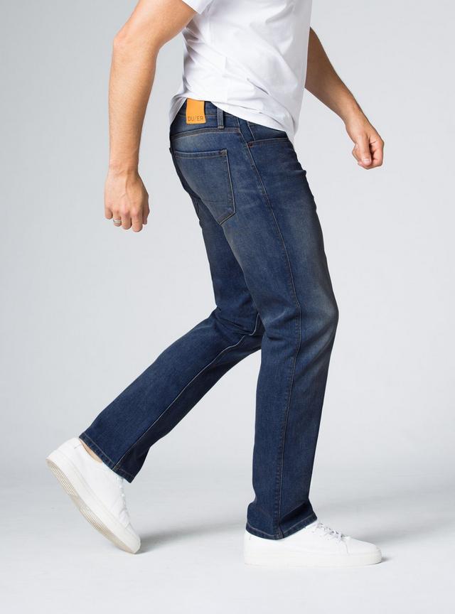 Men's Duer Midweight Denim Straight Leg-1
