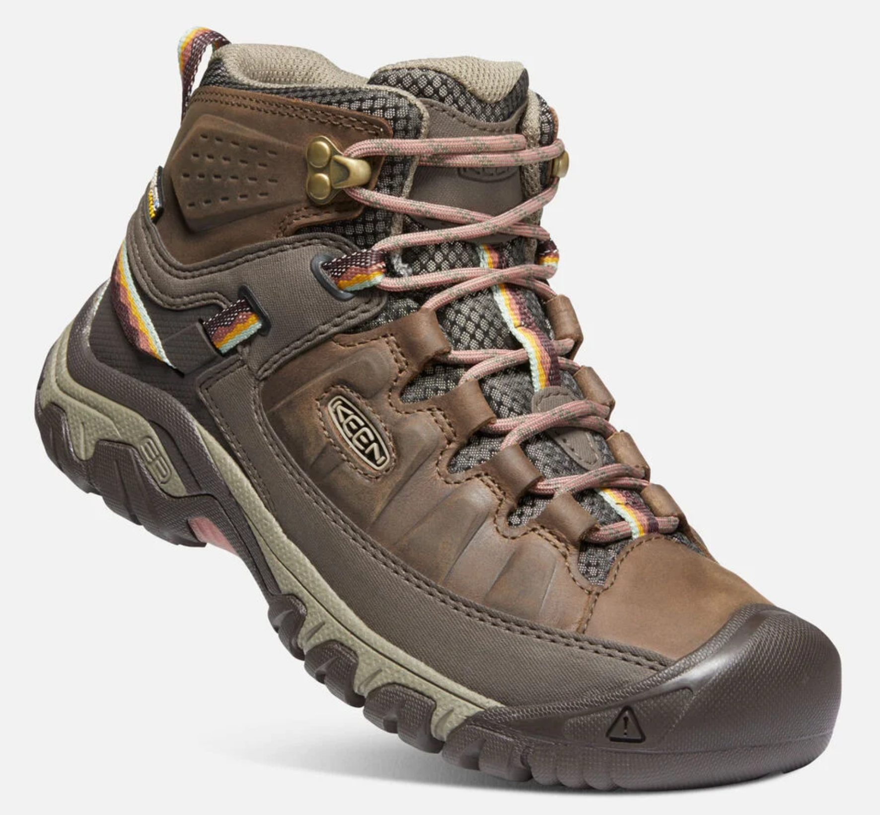 Women's Targhee III Mid Waterproof-2