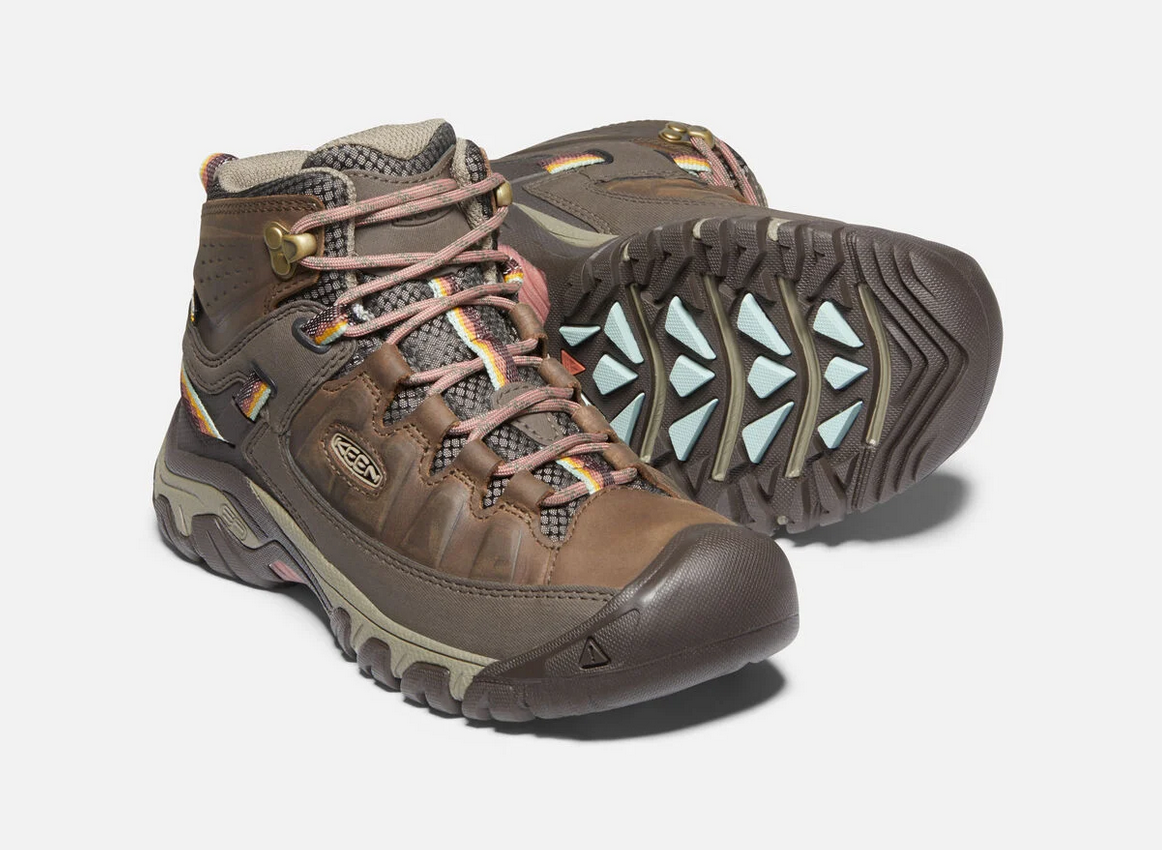 Women's Targhee III Mid Waterproof-3