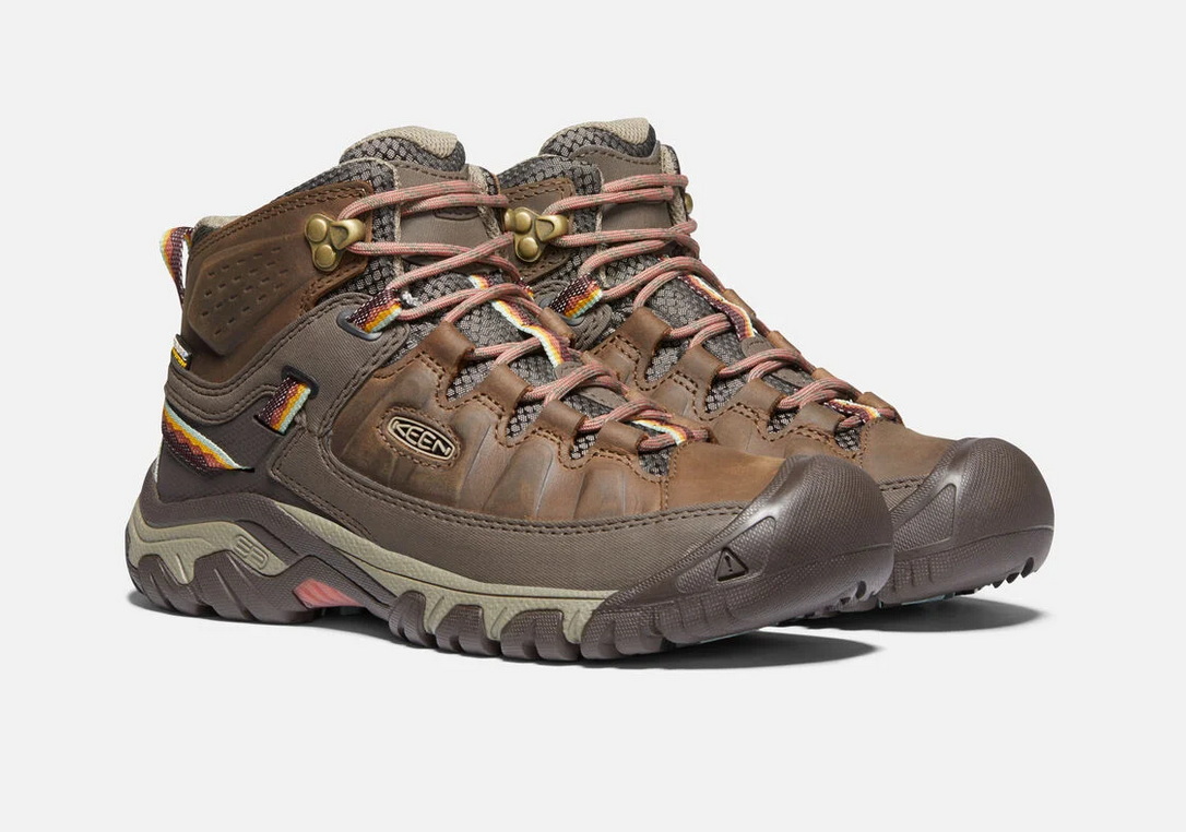 Women's Targhee III Mid Waterproof-4