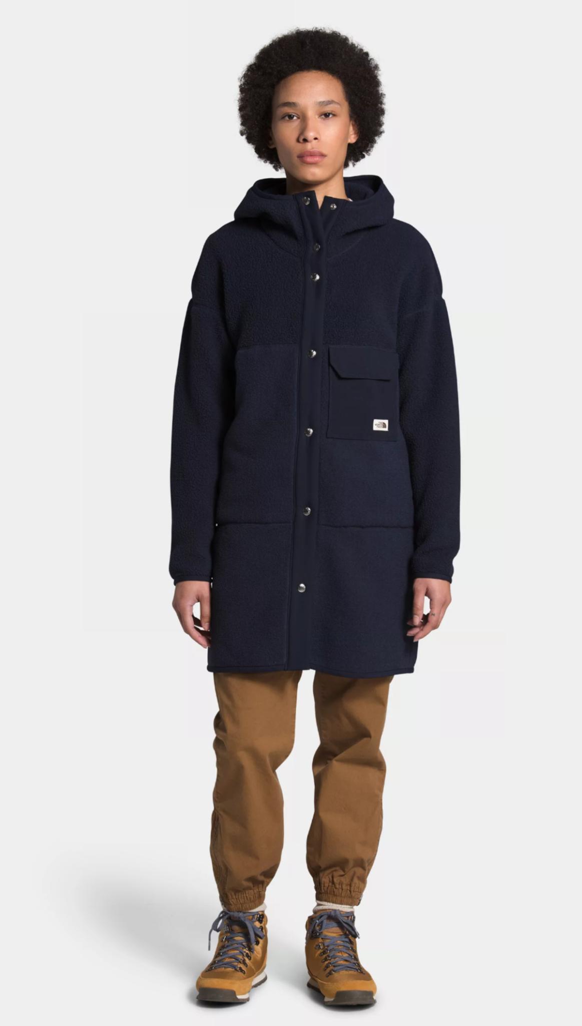 Women's Cragmont Fleece Coat-1