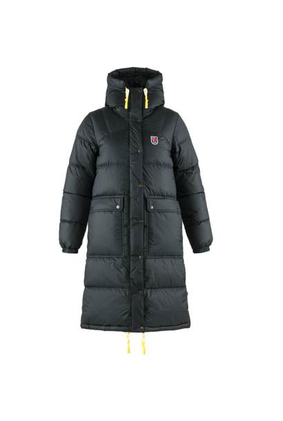 Women's Expedition Long Down Parka