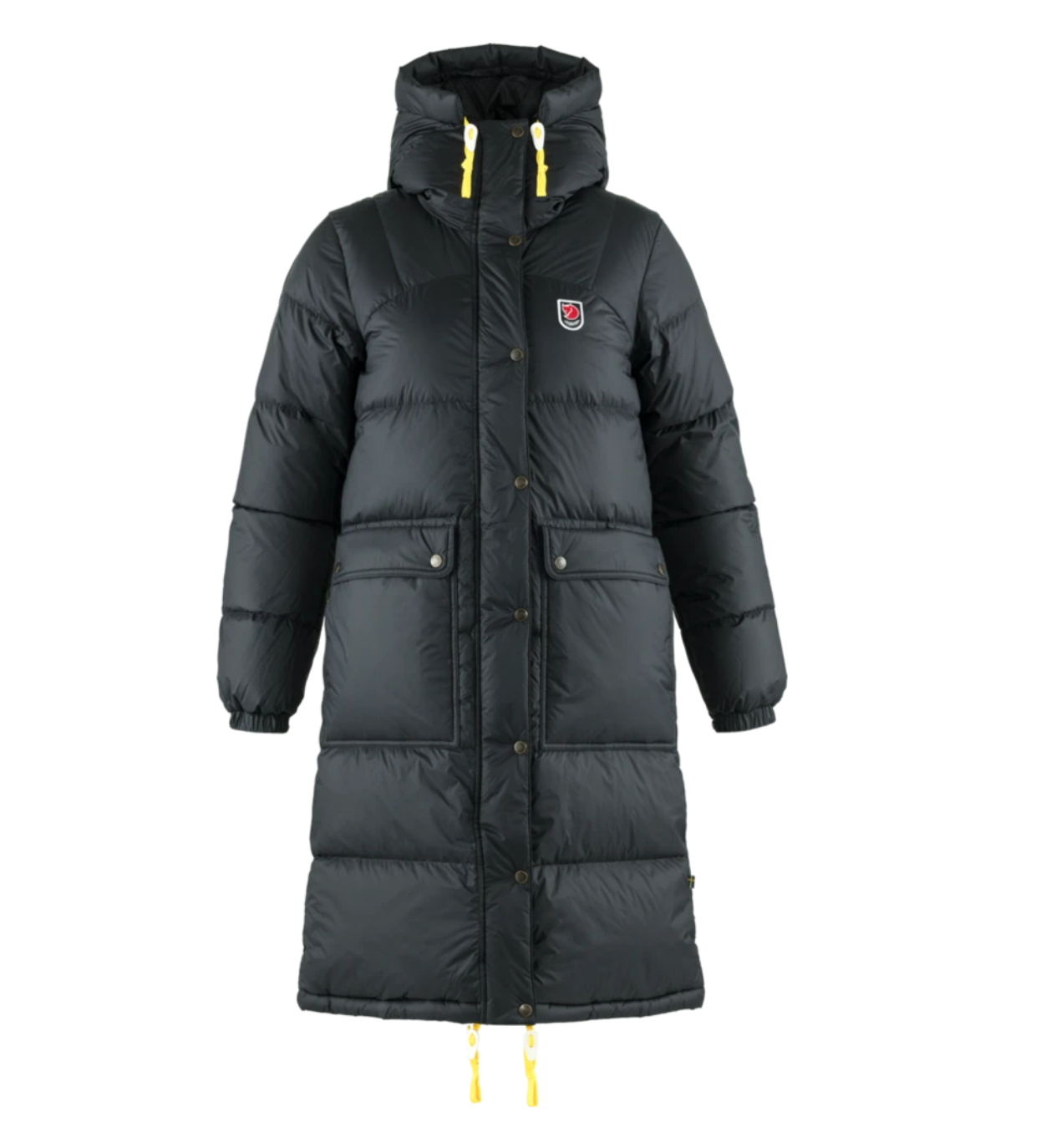 Women's Expedition Long Down Parka-1