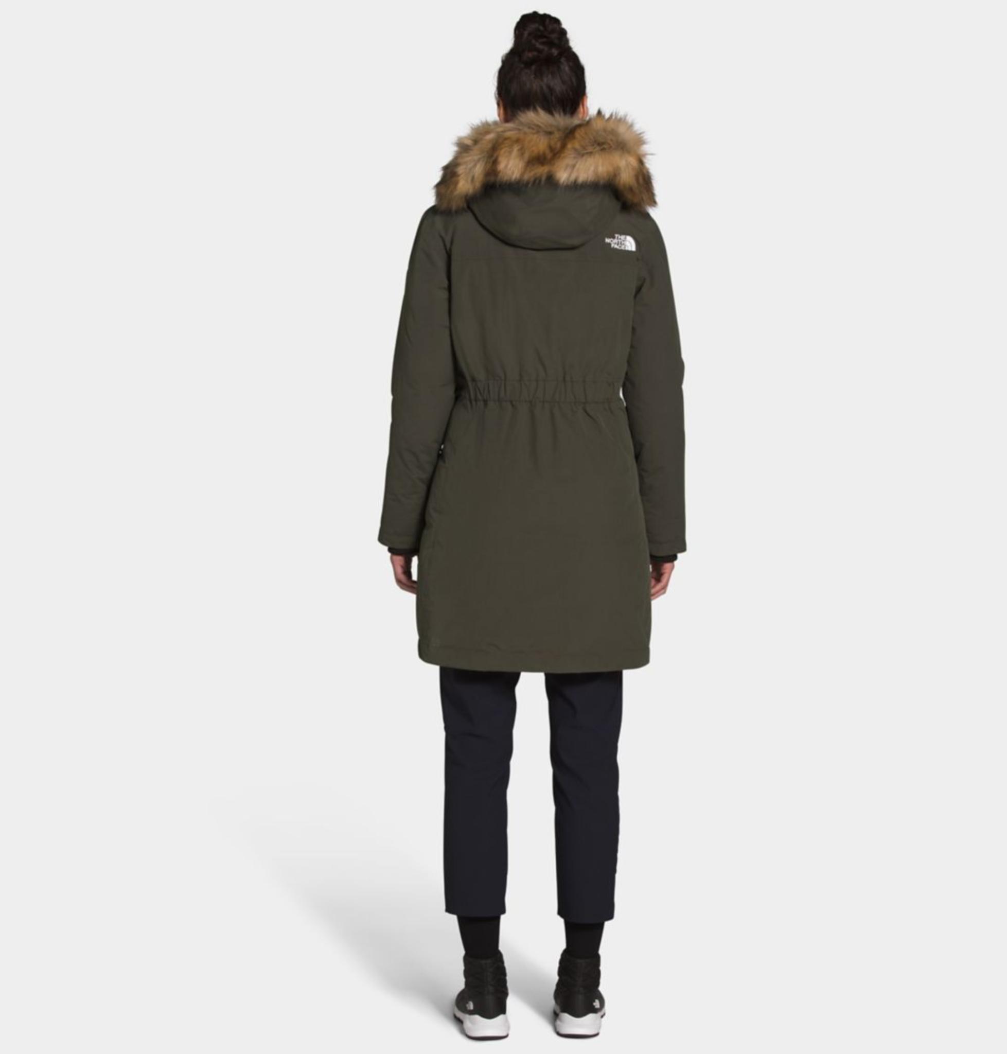 Women's Arctic Parka-5