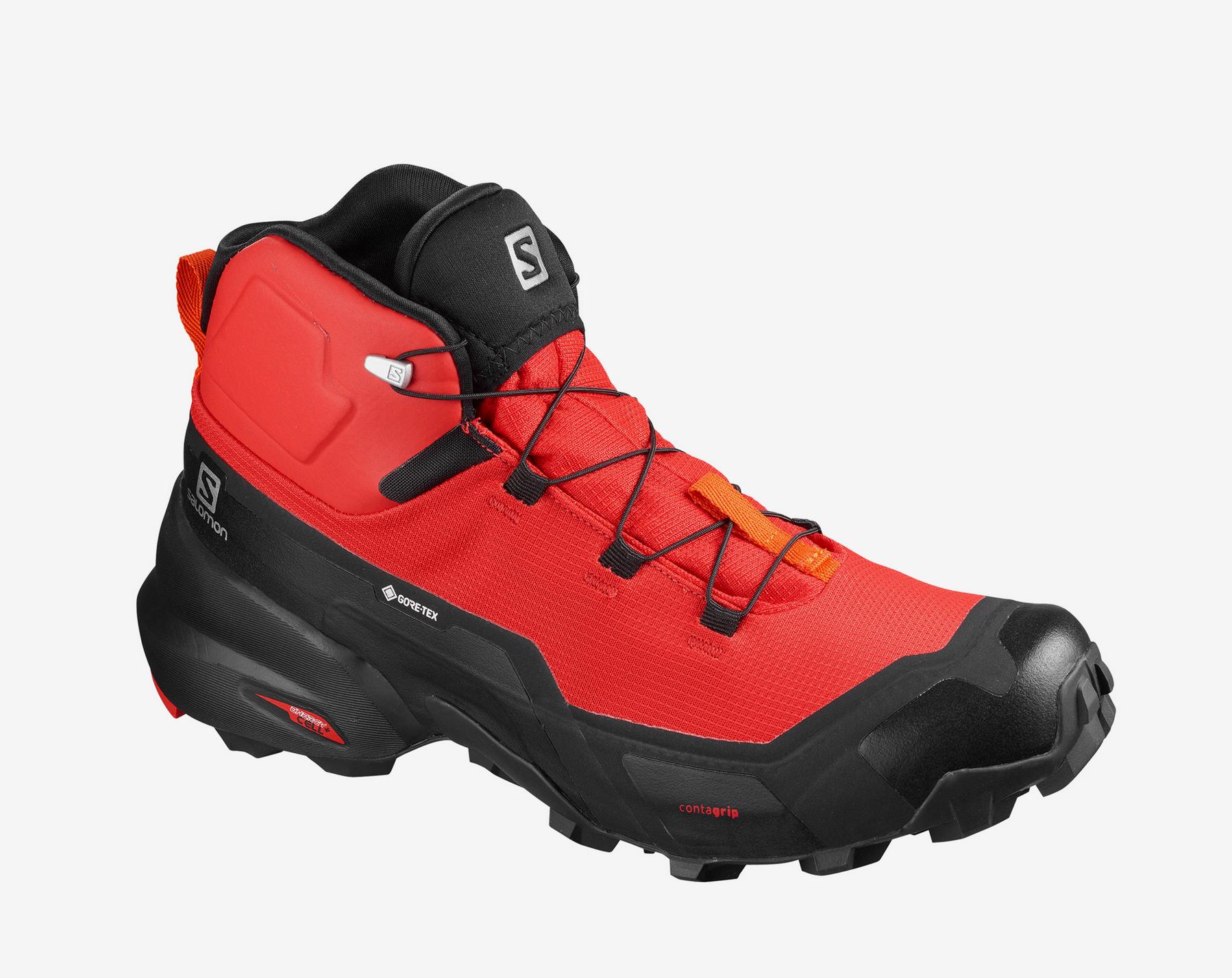 Men's Salomon Cross Hike Mid GTX-1