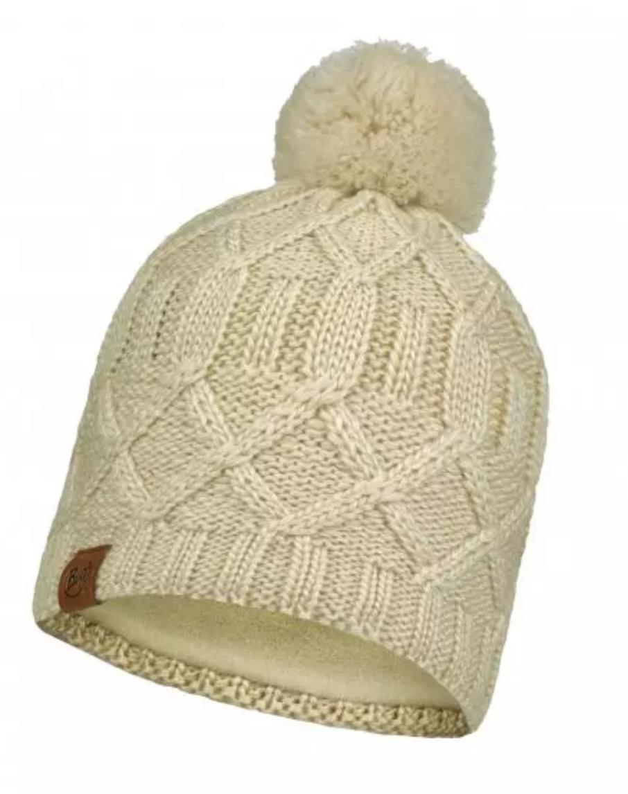 Knitted & Fleece Hat Slay-2