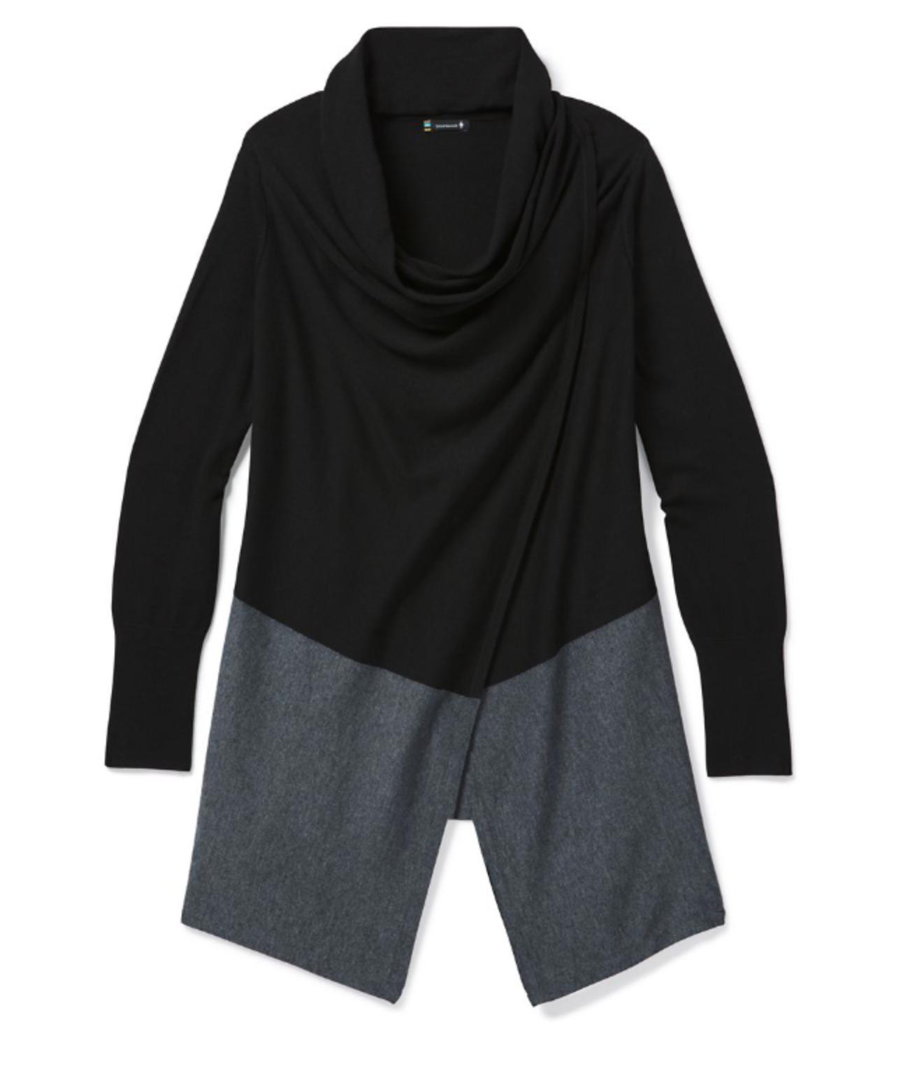 Smartwool Women's Edgewood Wrap Sweater-1
