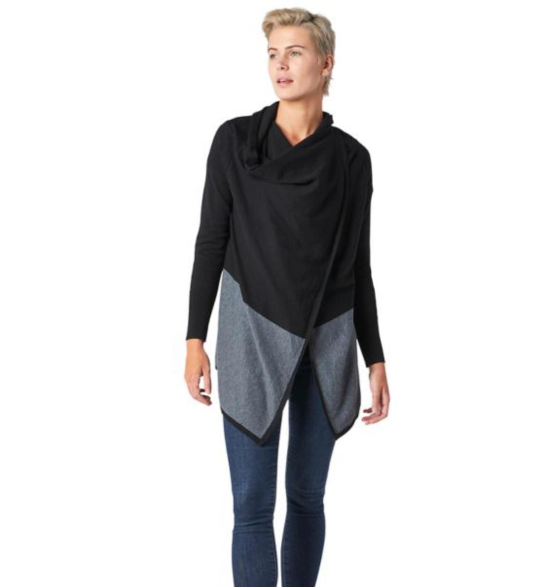 Smartwool Women's Edgewood Wrap Sweater-2