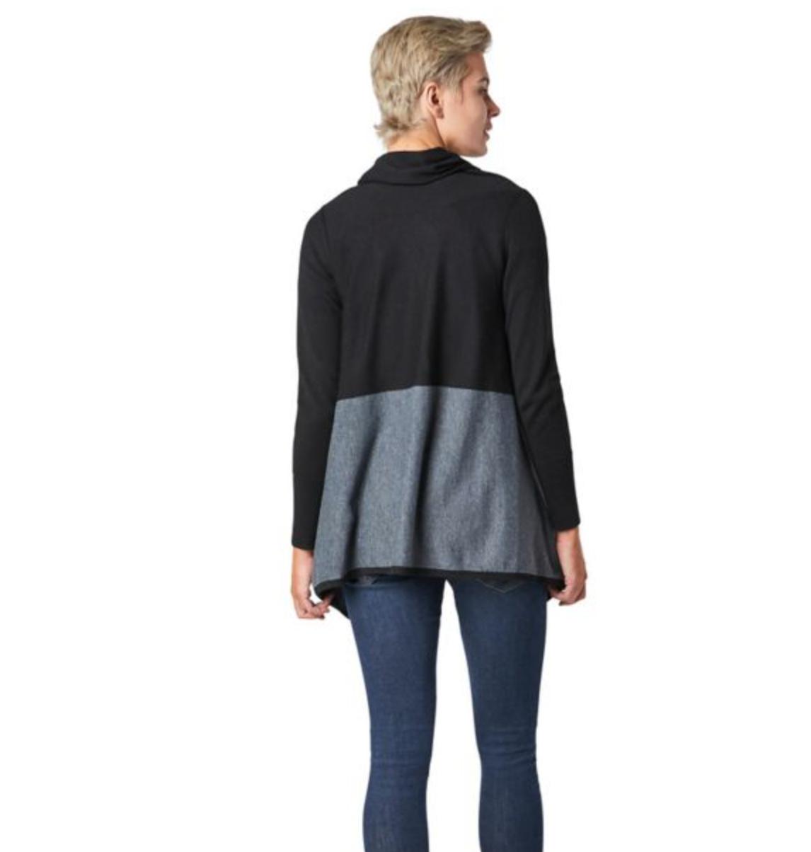 Smartwool Women's Edgewood Wrap Sweater-3
