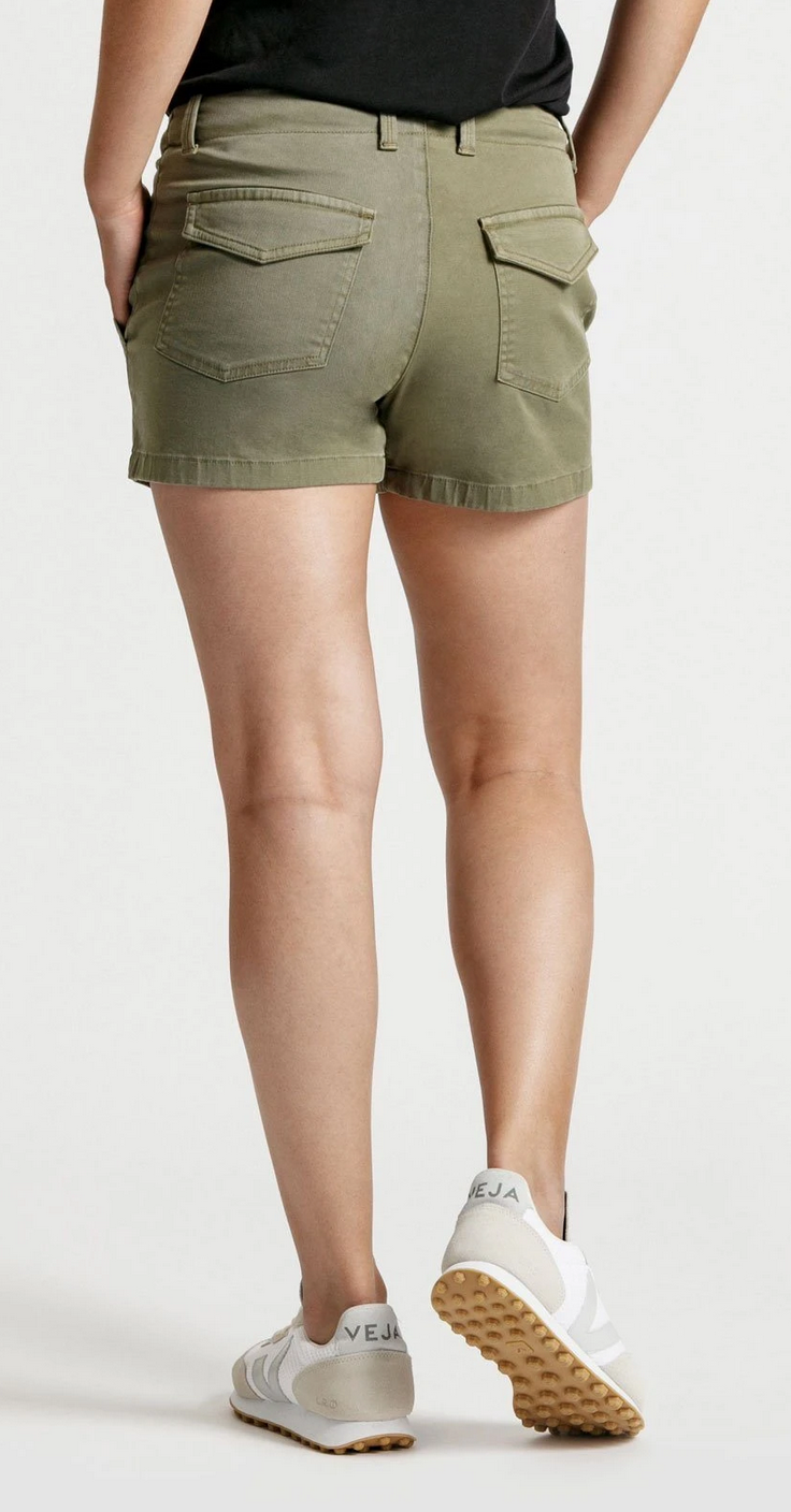 Women's Live Light Adventure Short-2