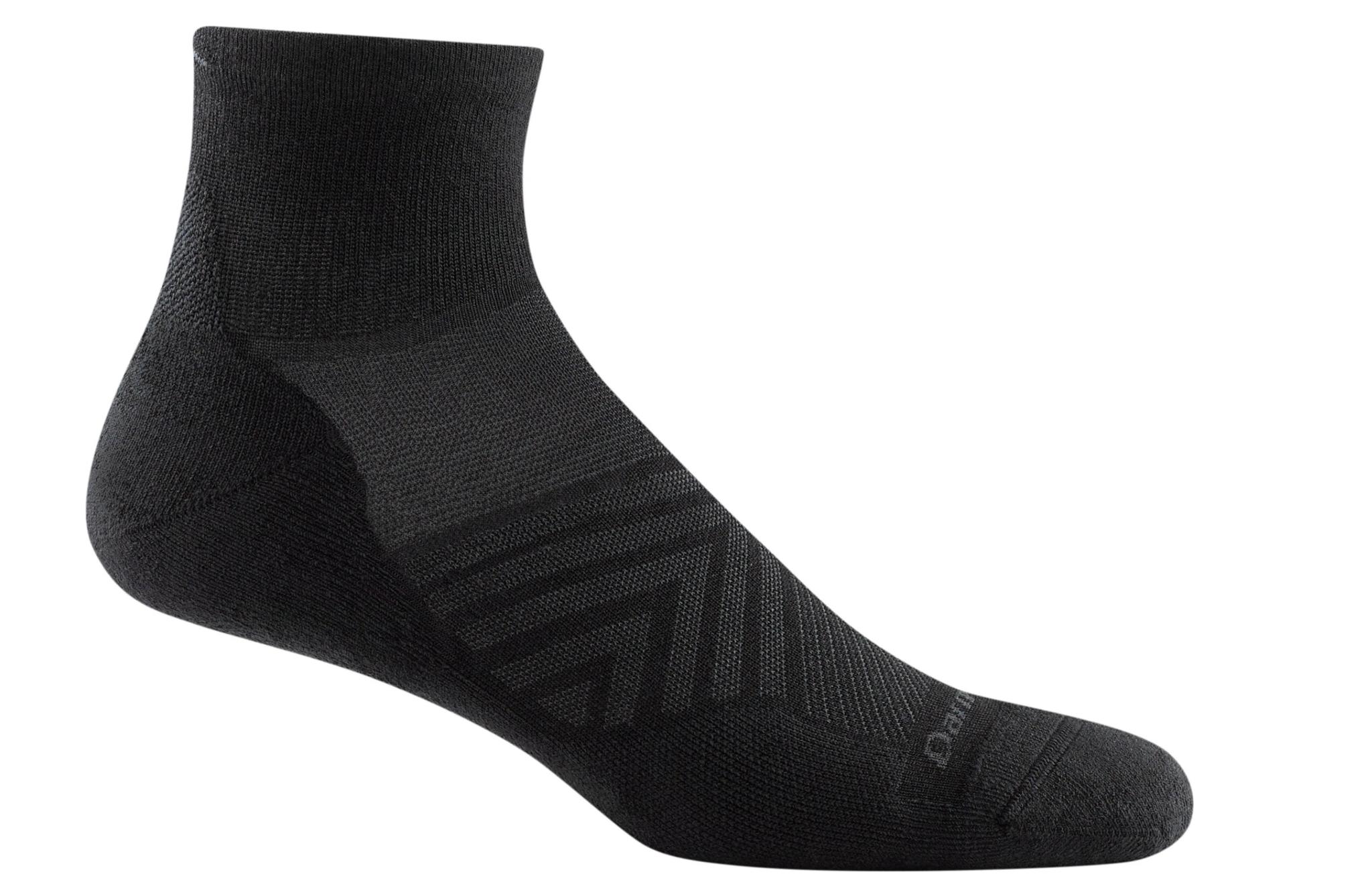 Men's Run 1/4 Sock UL-1