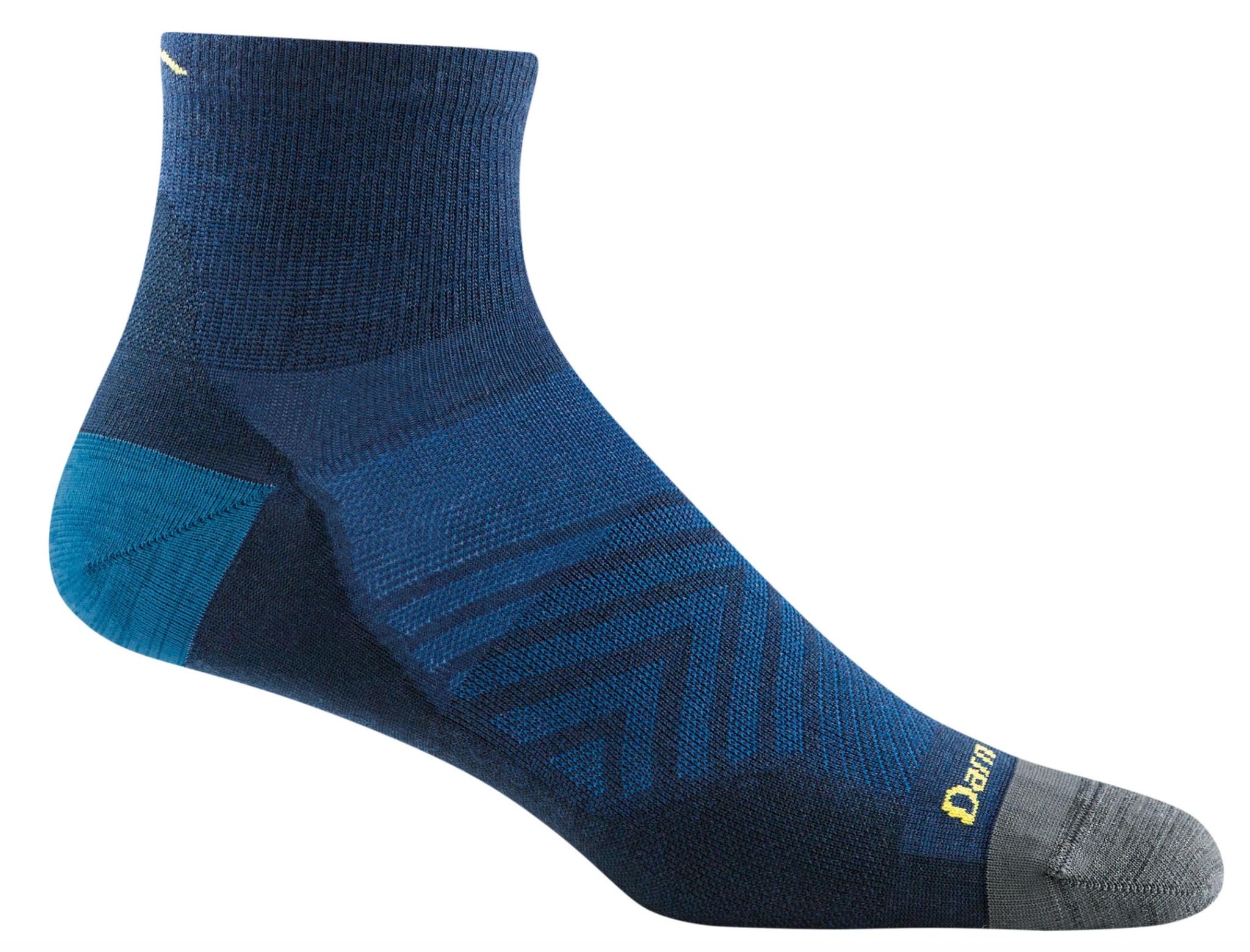 Men's Run 1/4 Sock UL-2