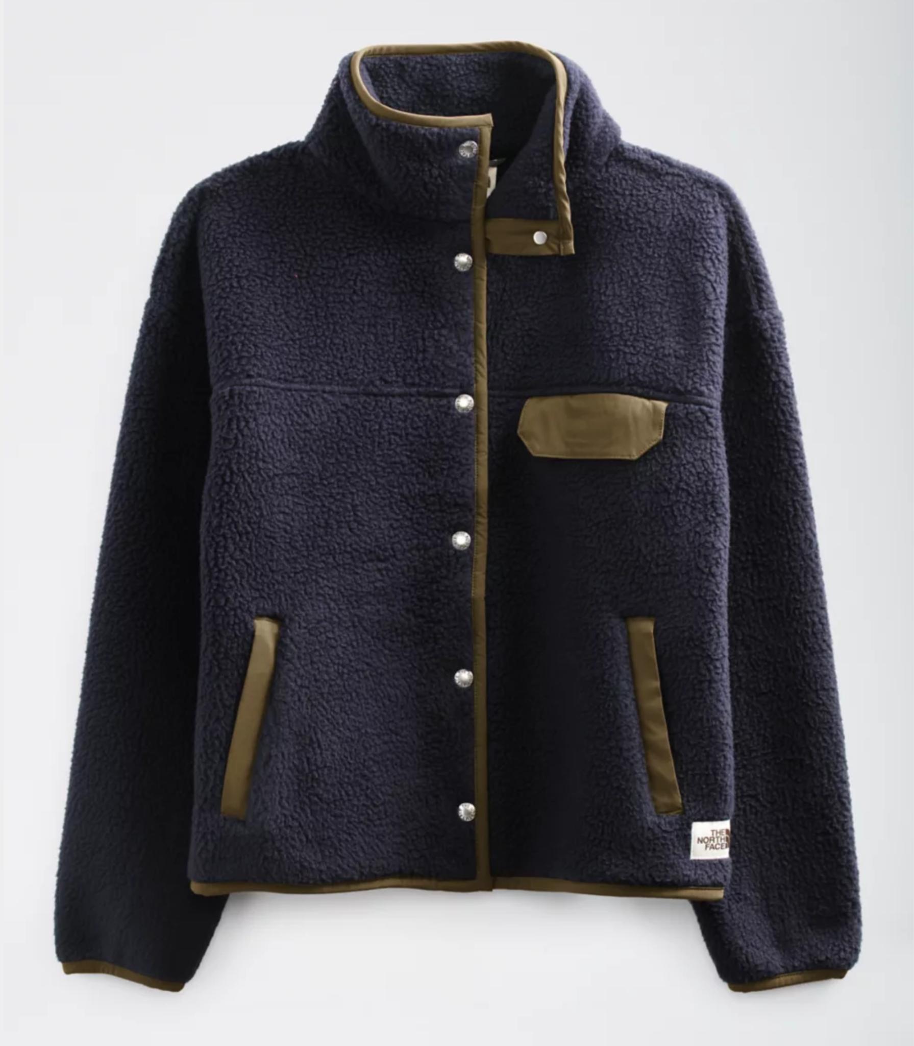 TNF Cragmont Fleece Jacket Women's-2