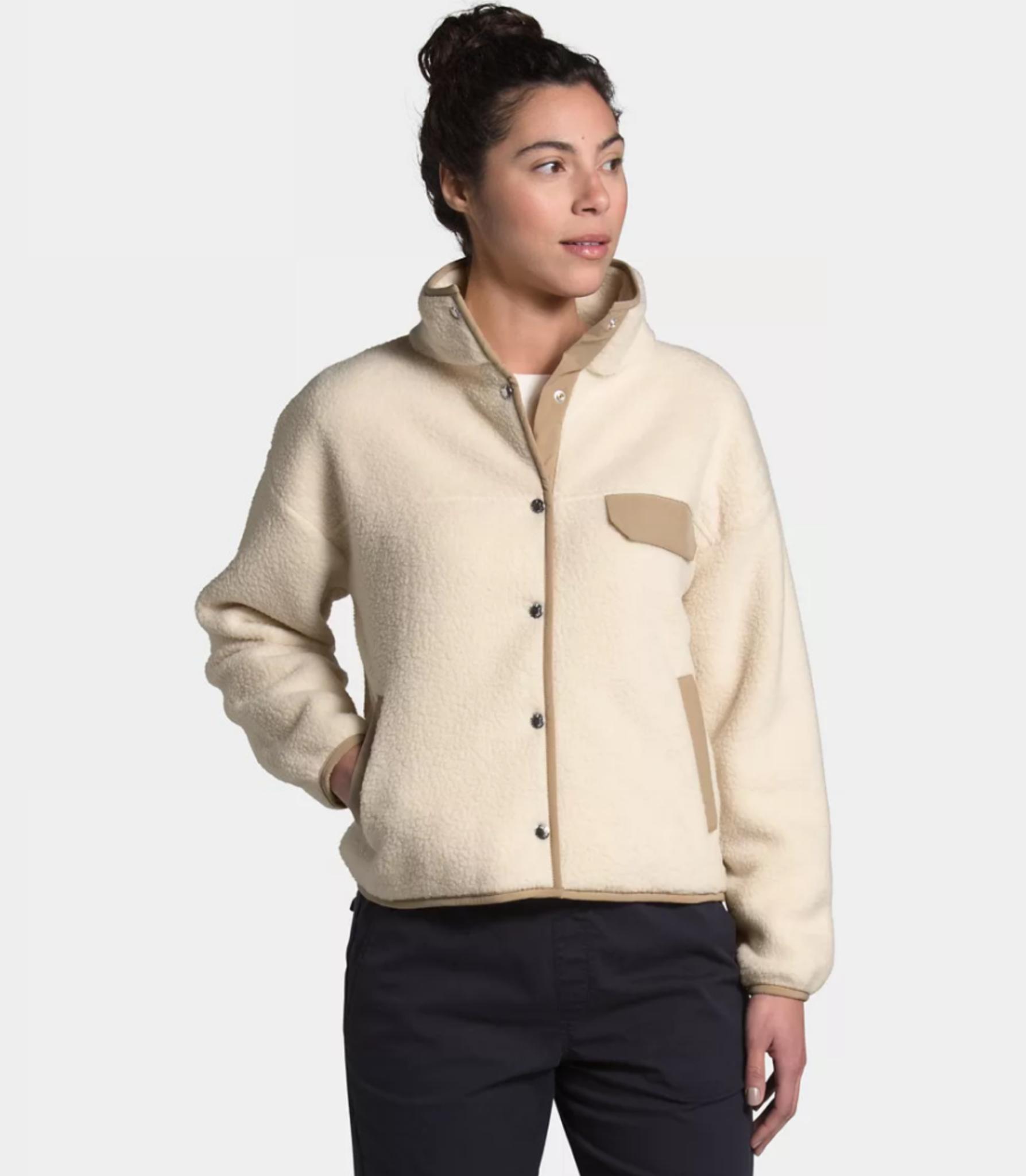 TNF Cragmont Fleece Jacket Women's-1