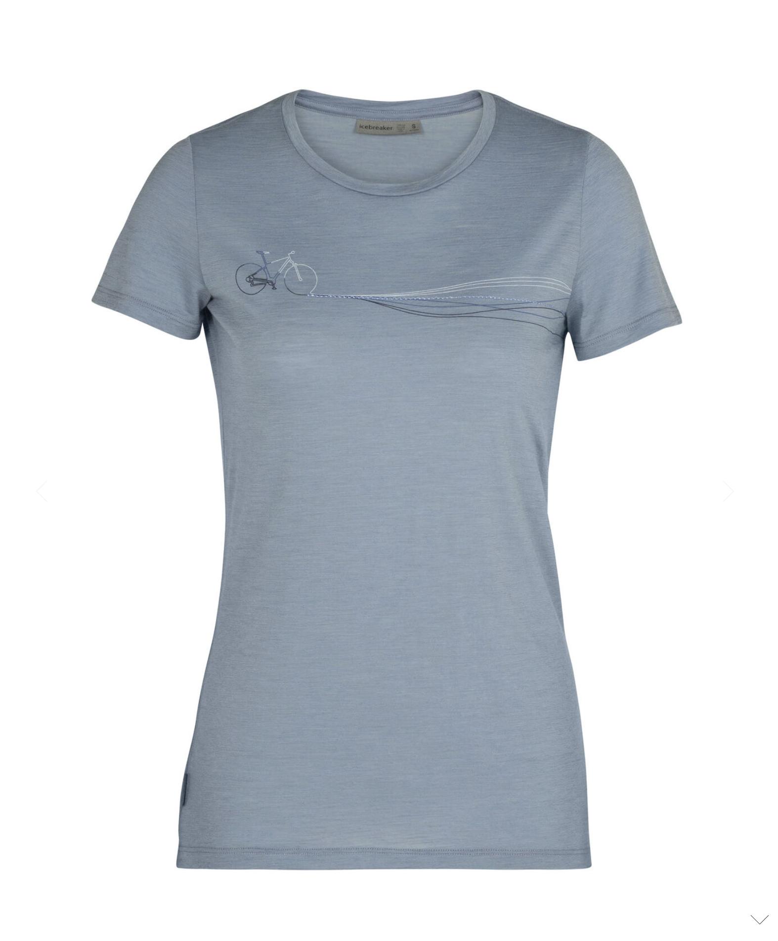 Women's Spector T-Shirt Cadence Paths-1
