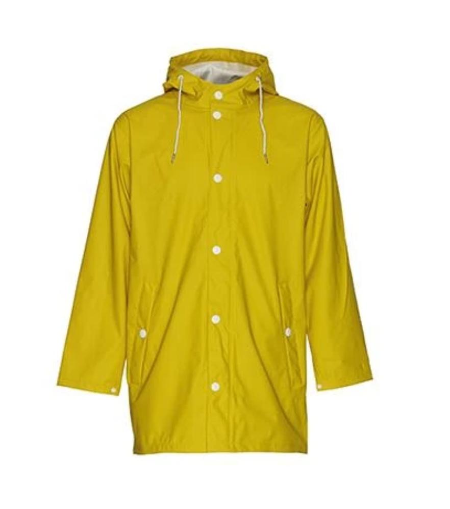 Wings Rain Jacket Yellow-1