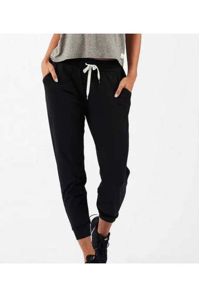 Women's Weekend Jogger Black