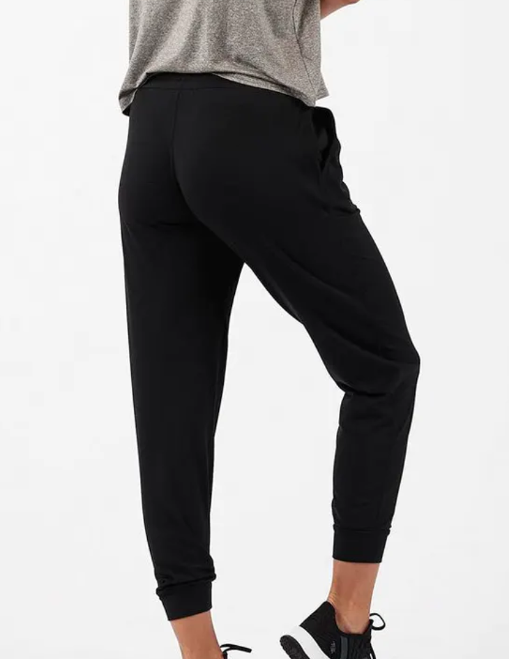 Women's Weekend Jogger Black-2