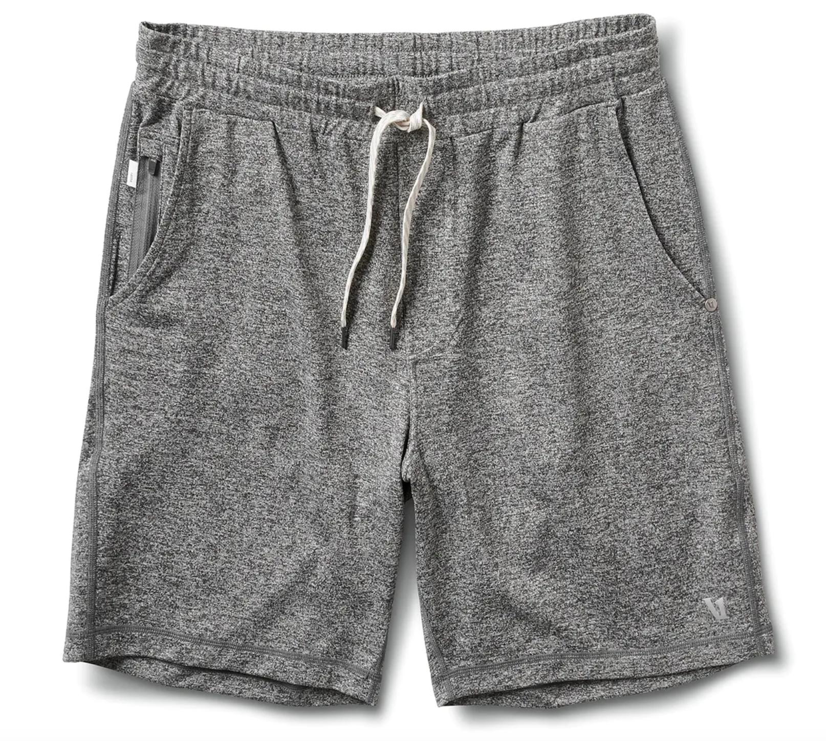 Men's Ponto Short Grey-2