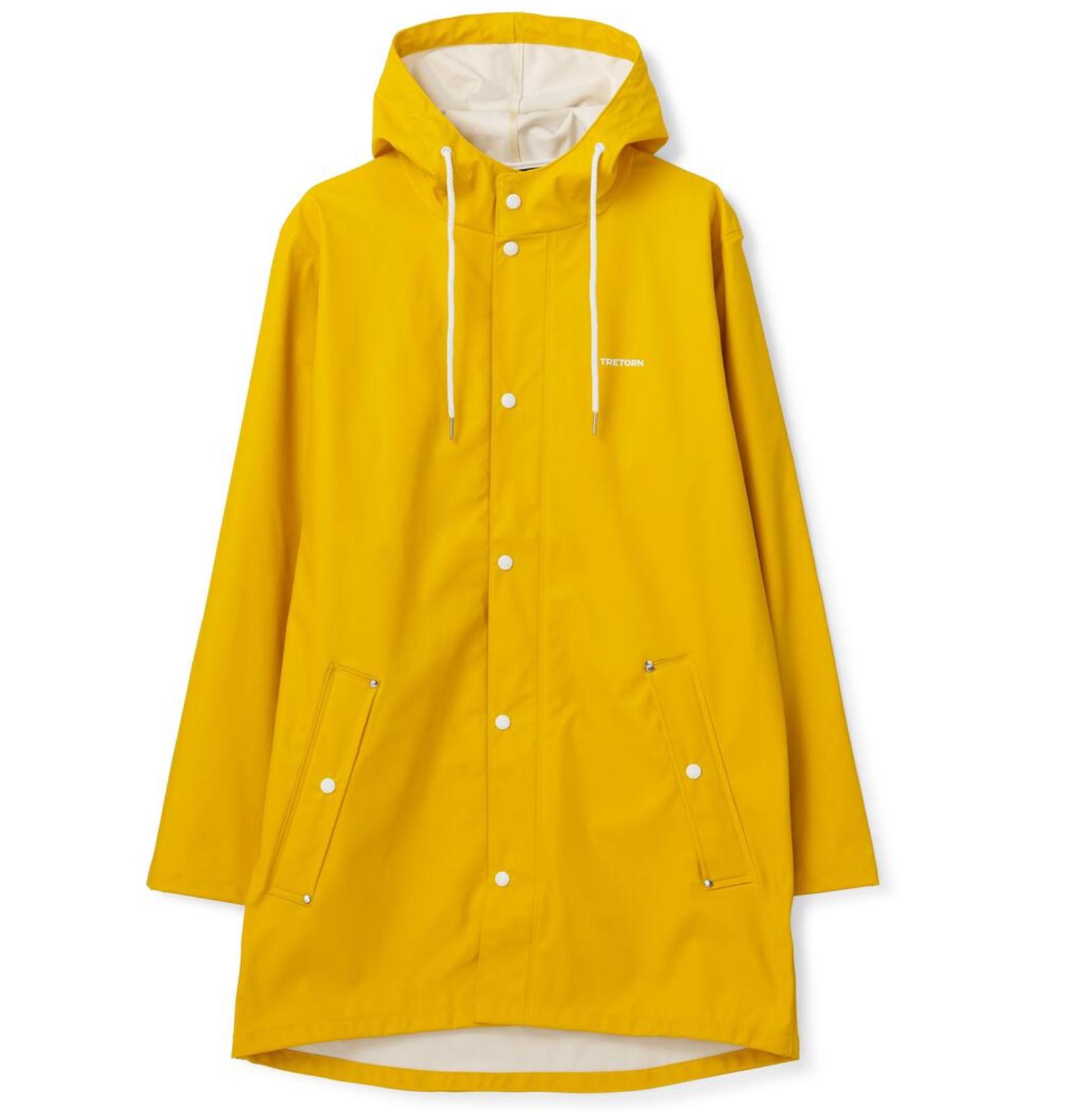 Wings Rain Jacket Yellow-2