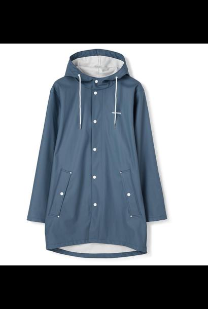 Wings Rain Jacket Stone Blue