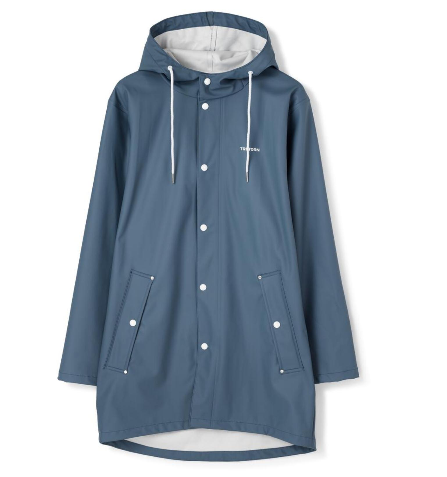 Wings Rain Jacket Stone Blue-1
