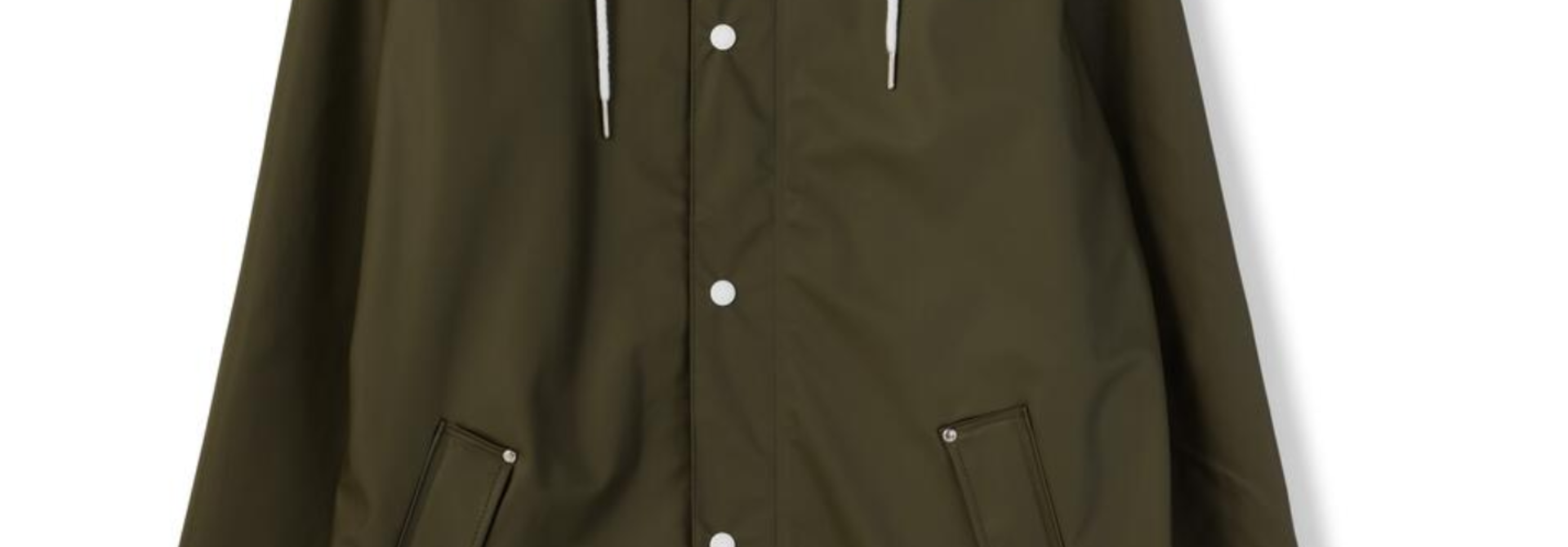 Wings Rain Jacket Forest Green