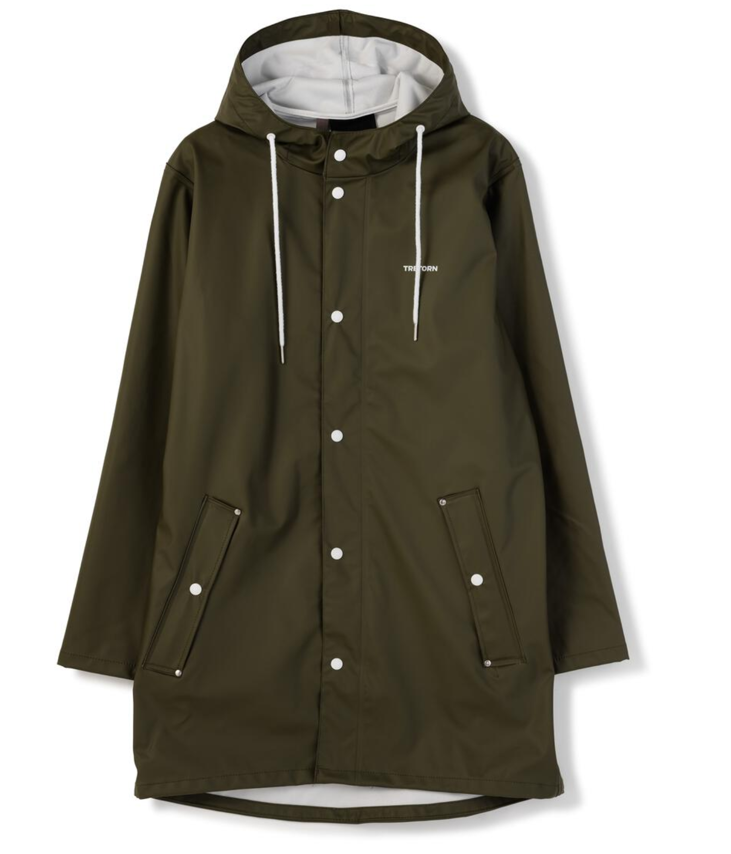 Wings Rain Jacket Forest Green-1