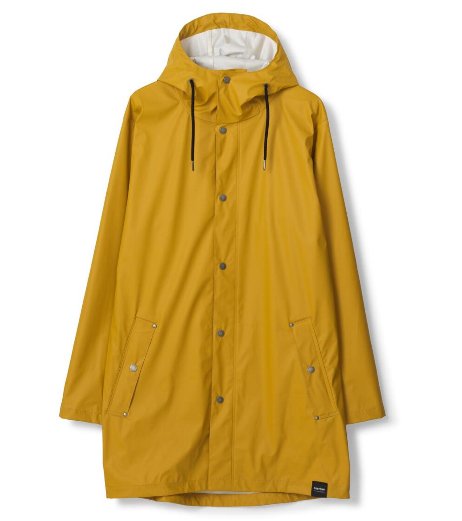 Wings Plus Eco Rain Jacket Harvest-1