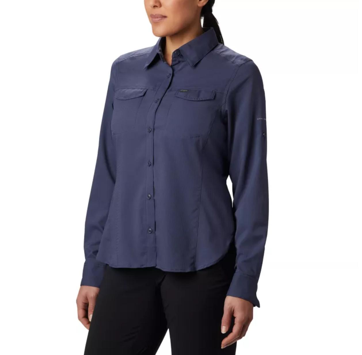 Silver Ridge LS Shirt Women's-1