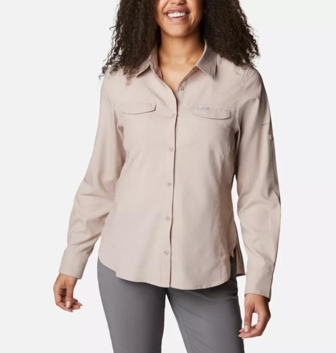 Silver Ridge LS Shirt Women's-3