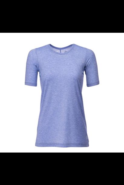 Women's Elevate T-Shirt Periwinkle