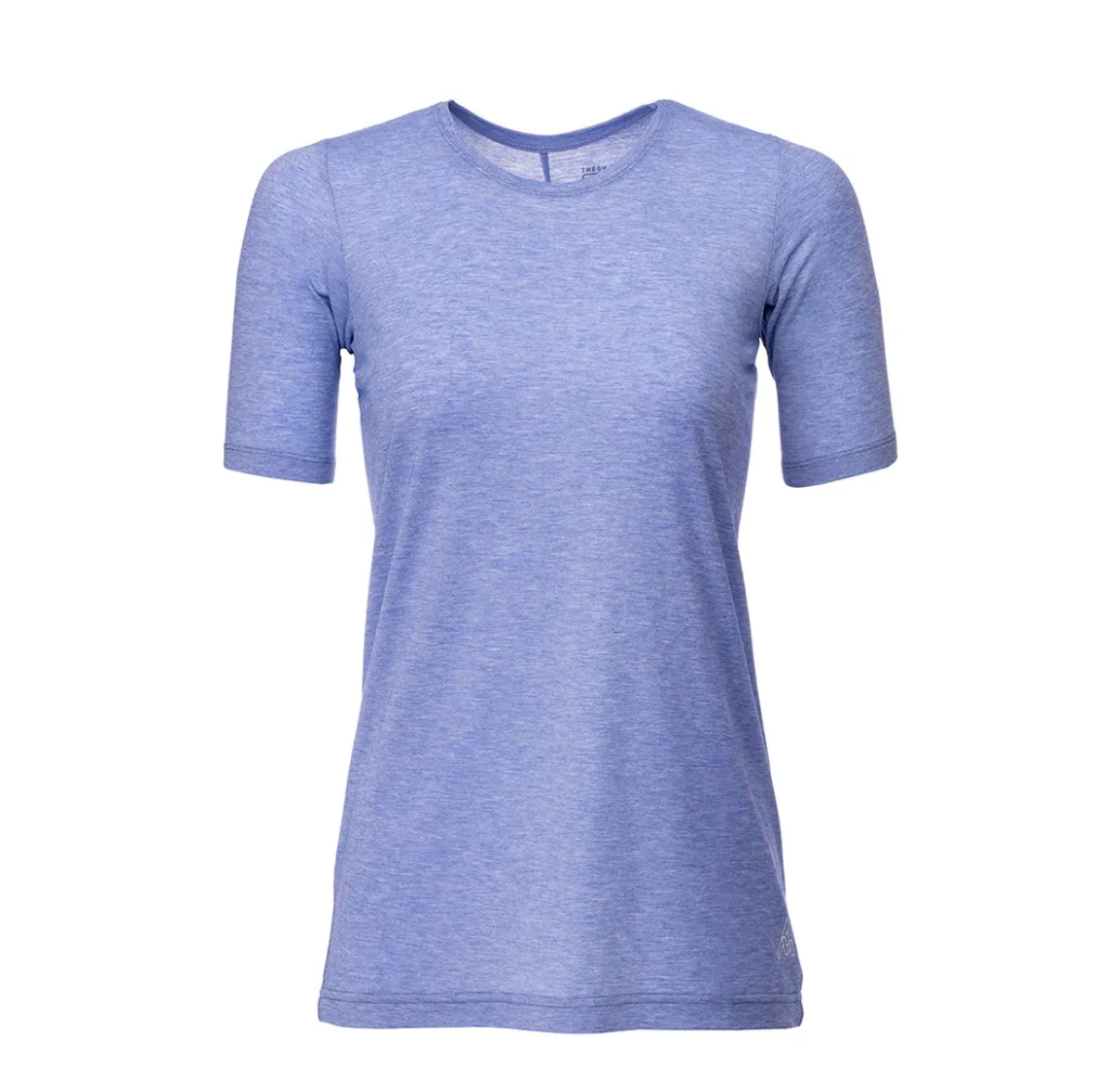 Women's Elevate T-Shirt Periwinkle-1