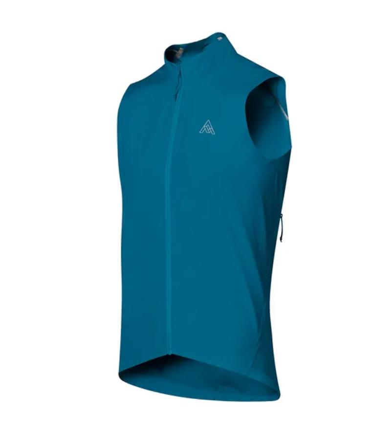 Men's Cypress Hybrid Vest Supreme Blue-3