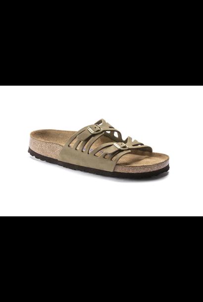 Granada Faded Khaki Soft Footbed