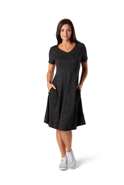 Women's Everyday Exploration Dress Black