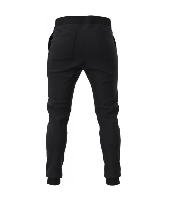 Men's Outlife Track Pant Black-2