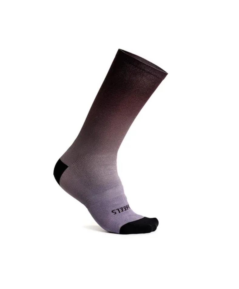 "7mesh Fading Light Sock 7.5"" Shark-1"