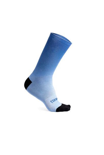 "7mesh Fading Light Sock 7.5"" Super Blue"