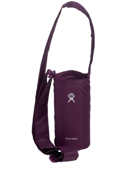 Small Packable Bottle Sling Eggplant