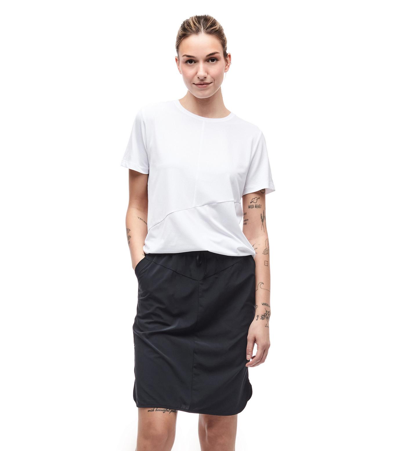 Women's Nemuri Skirt Black-1