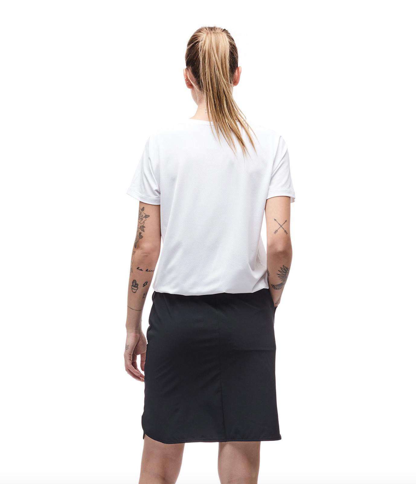 Women's Nemuri Skirt Black-2