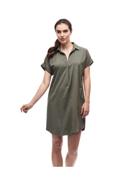 Women's Frivol Dress Cactus