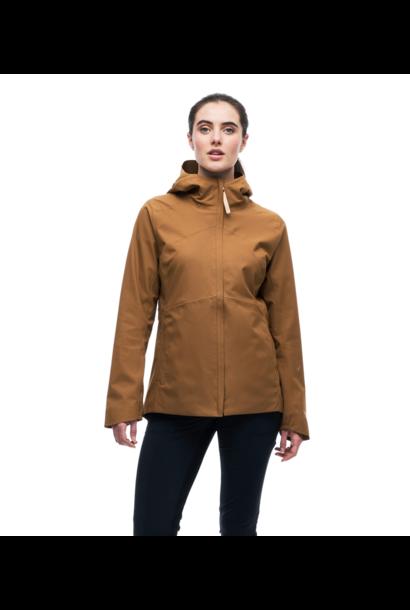 Women's Isobel Rain Jacket Ginger
