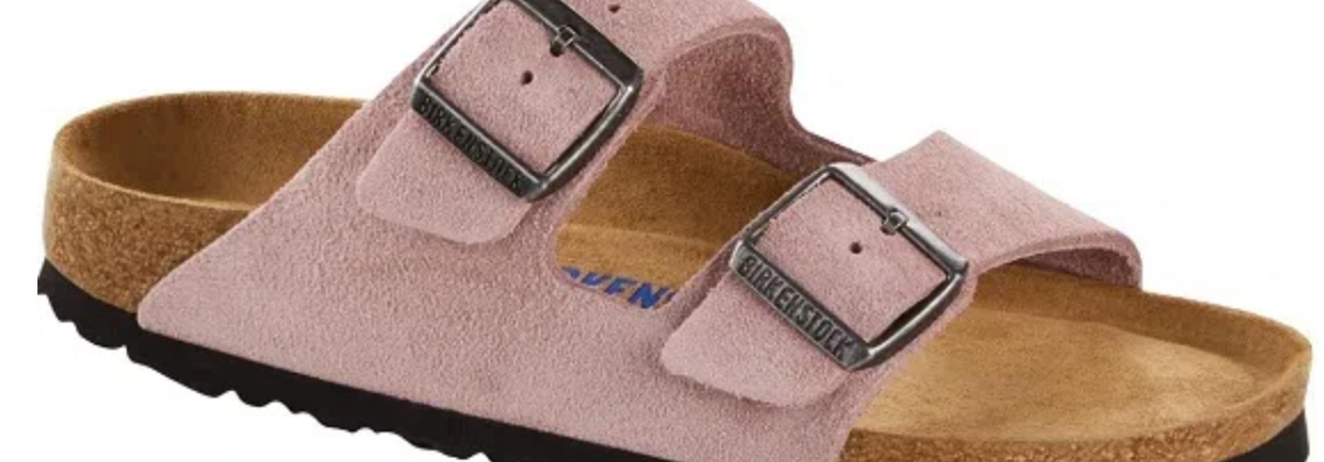Arizona Soft Footbed Lavender Blush