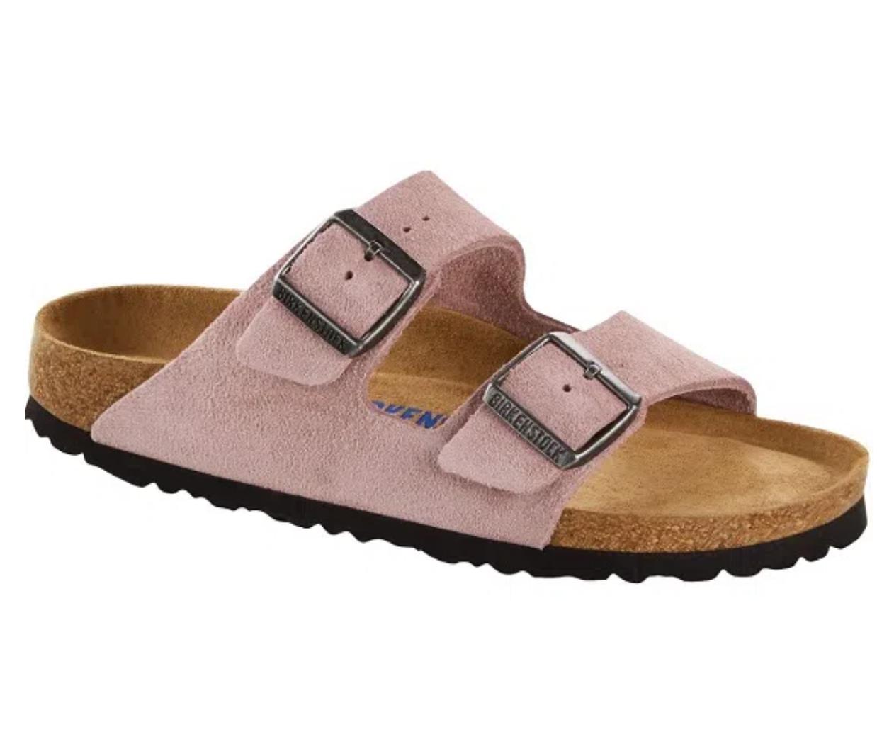 Arizona Soft Footbed Lavender Blush-1