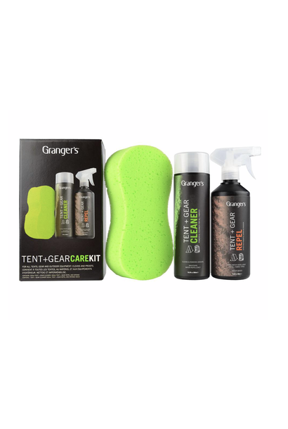 Tent + Gear Care Kit