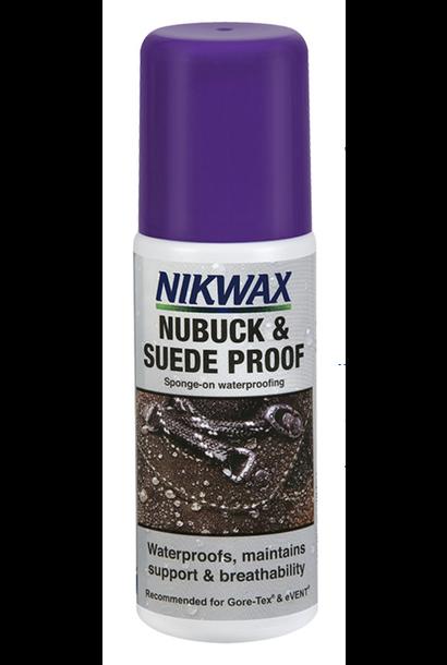 Nikwax Nubuck & Suede Proof Spray-on 125mL