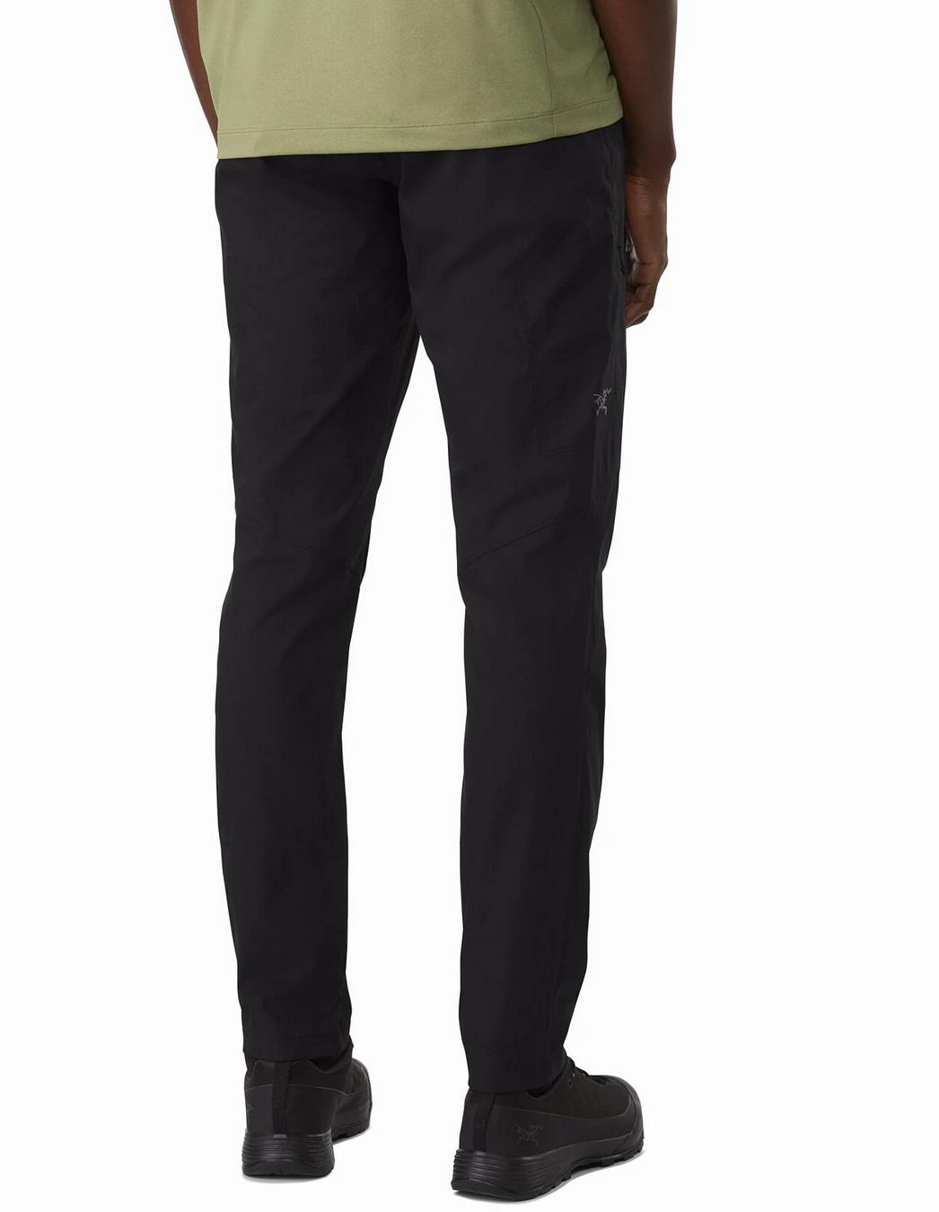 Men's Konseal Pant Black-2