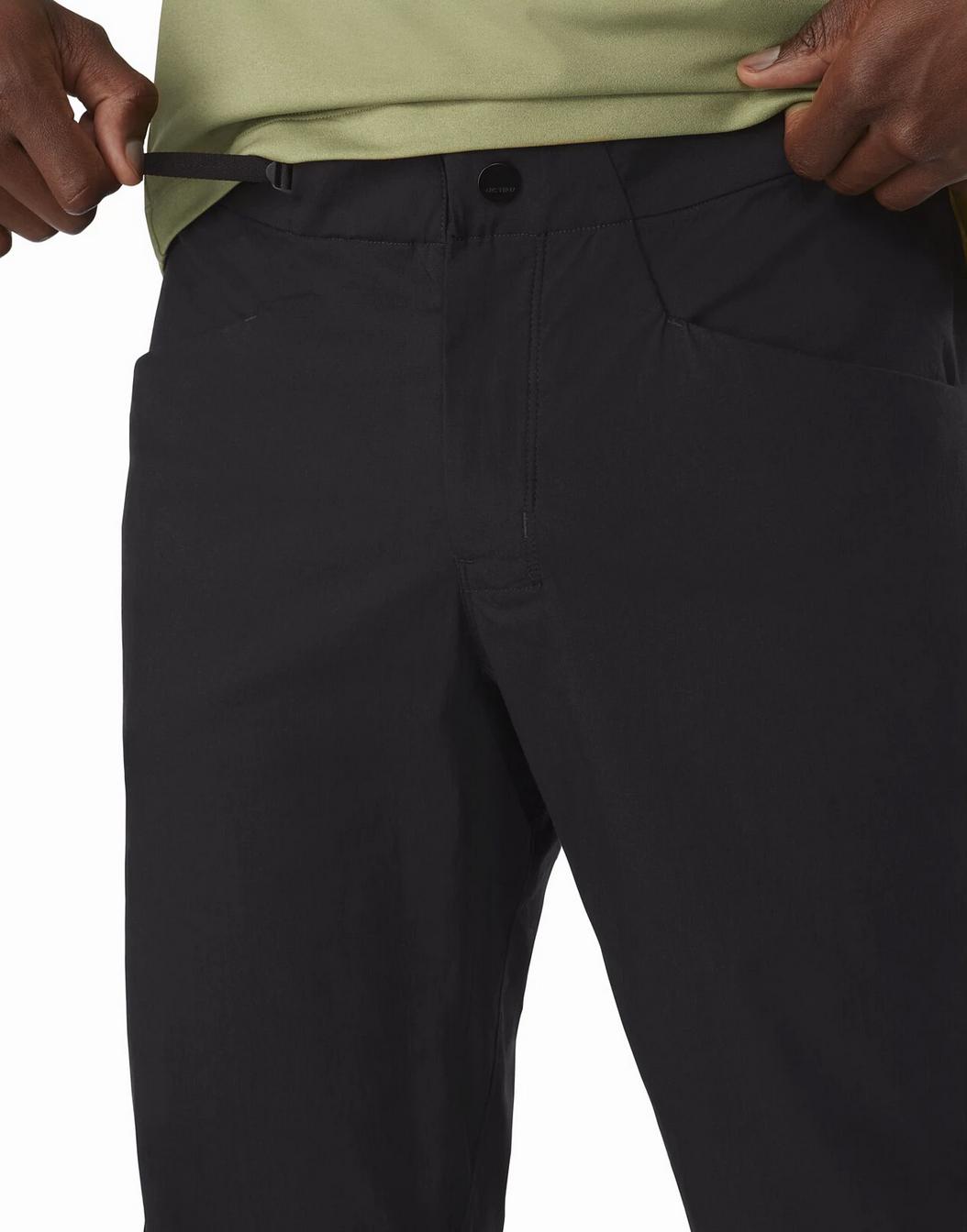 Men's Konseal Pant Black-3